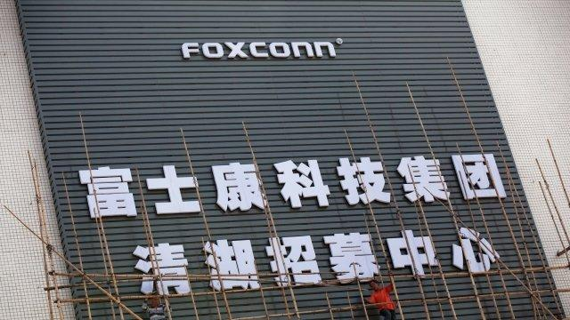 Foxconn Invests $10 Billion in US Manufacturing, Jobs
