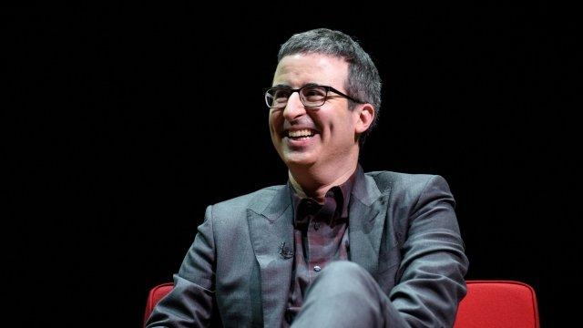 Coal CEO Sues John Oliver and His Show for Defamation