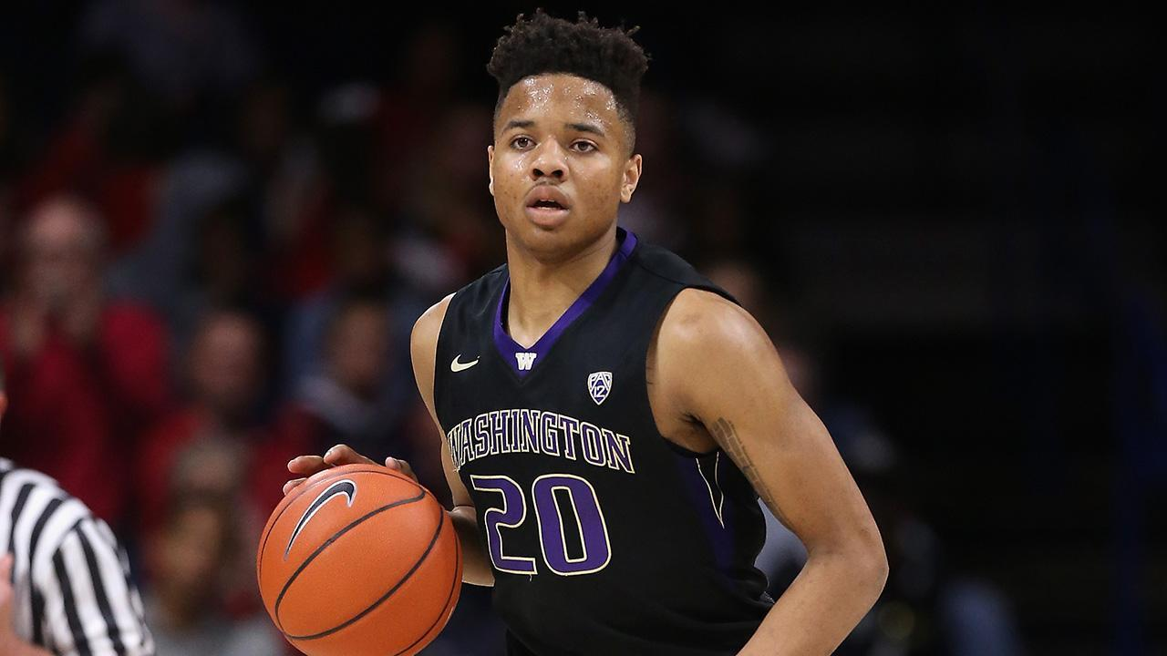 Sixers select Markelle Fultz with No. 1 pick in NBA Draft