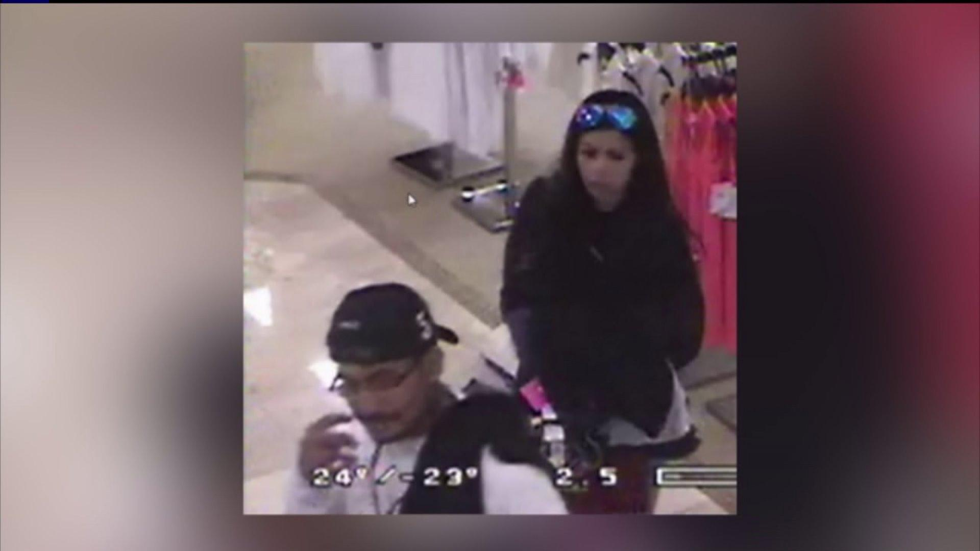 Couple Accused of Using Their Children to Shoplift