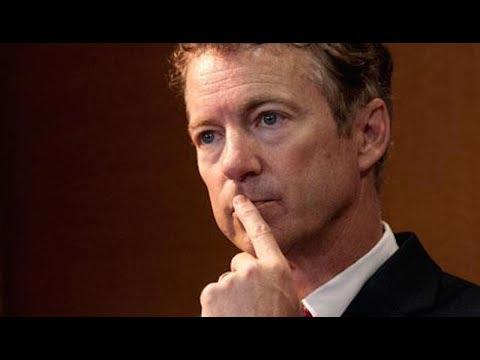 Trumpcare Not Vicious Enough For Rand Paul