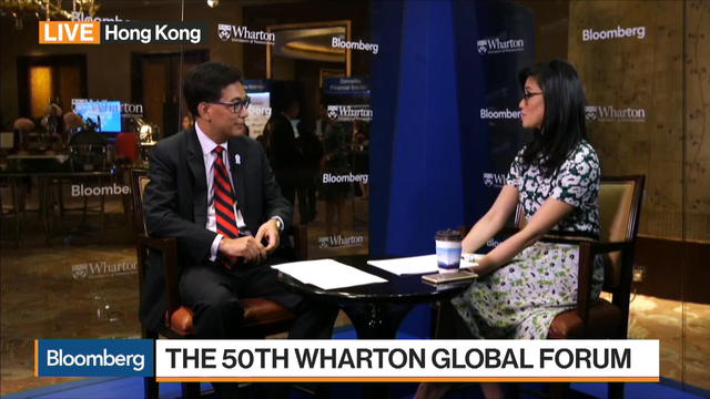 Link Reit CEO Hongchoy on China's Growth Outlook