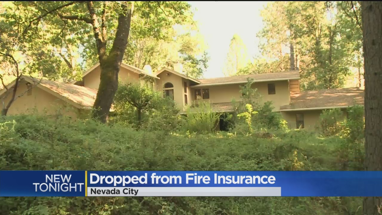 Nevada County Homeowners Losing Insurance Over Fire Risk