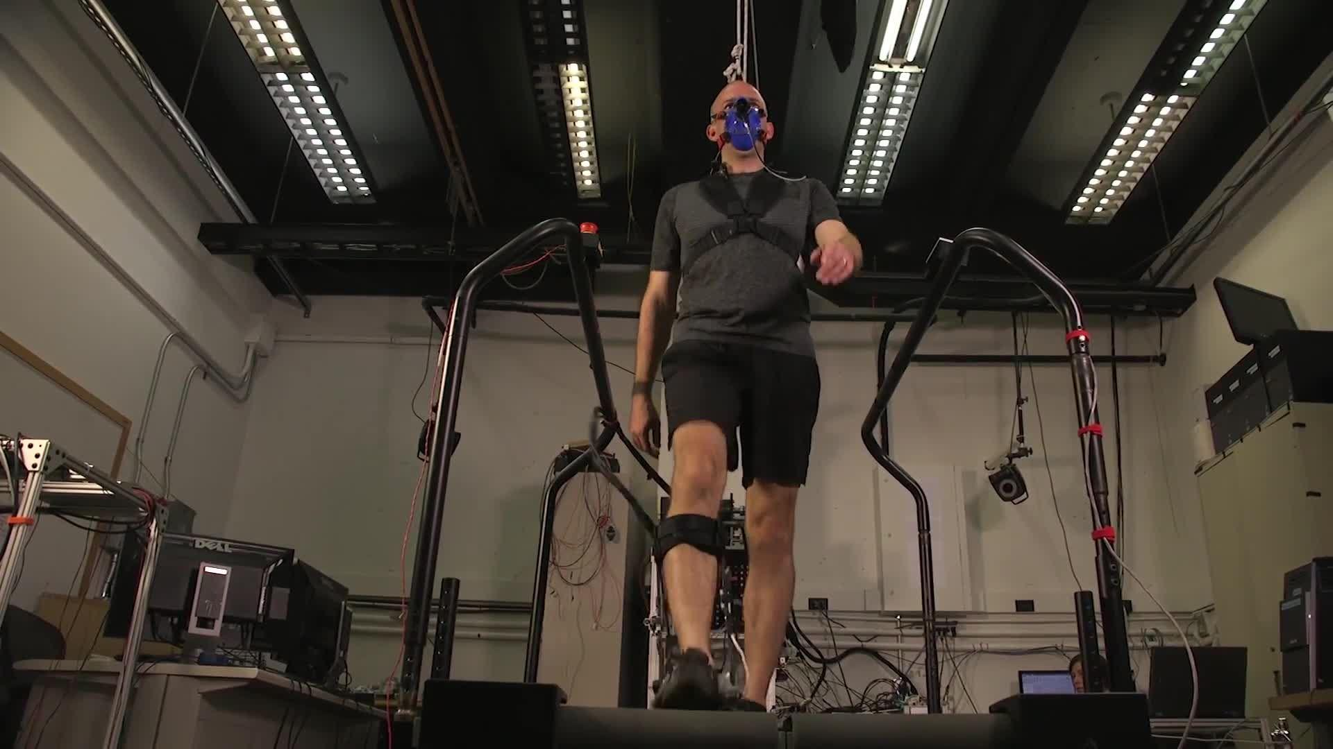 Optimizing an exoskeleton | Ars Technica