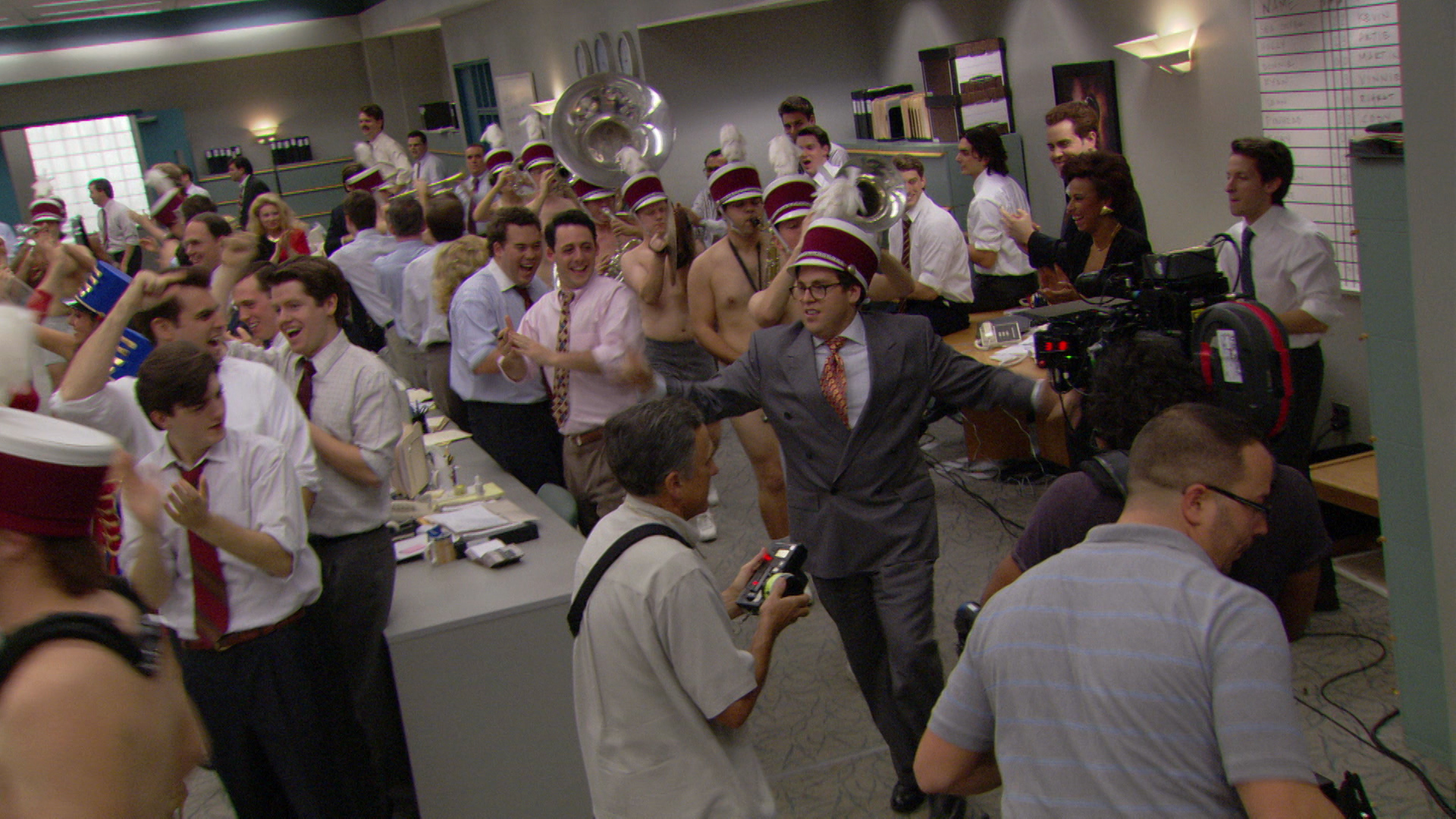 All Time Classic: 'The Wolf of Wall Street'