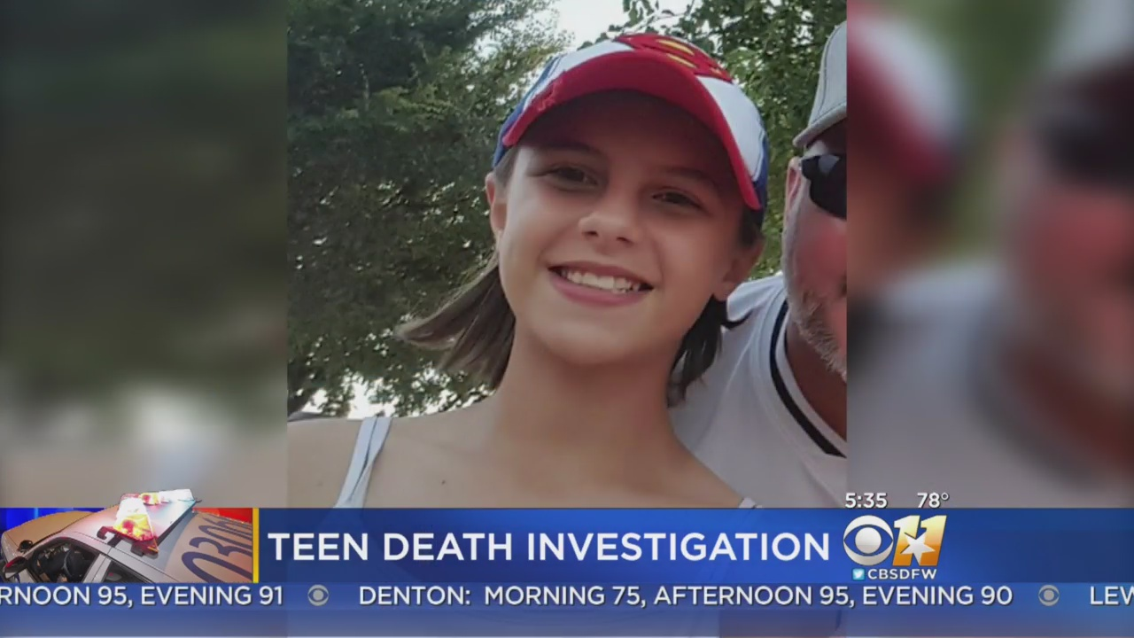 Bedford PD To Give Update On Teen Death Investigation