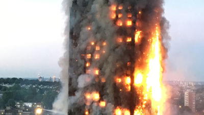 Possible manslaughter charges in Grenfell fire