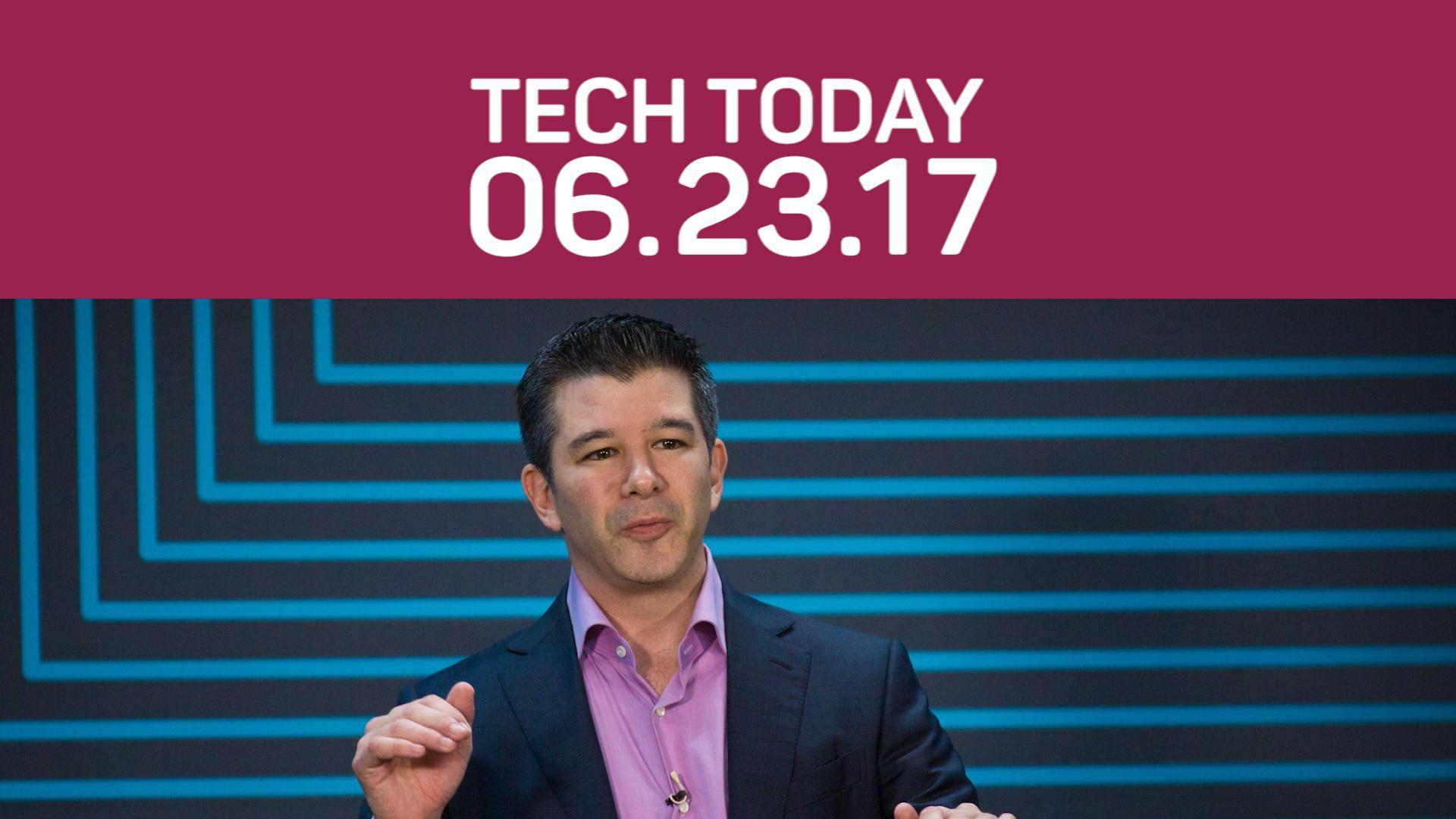 Some Uber workers want Kalanick back, Tesla in the music biz?