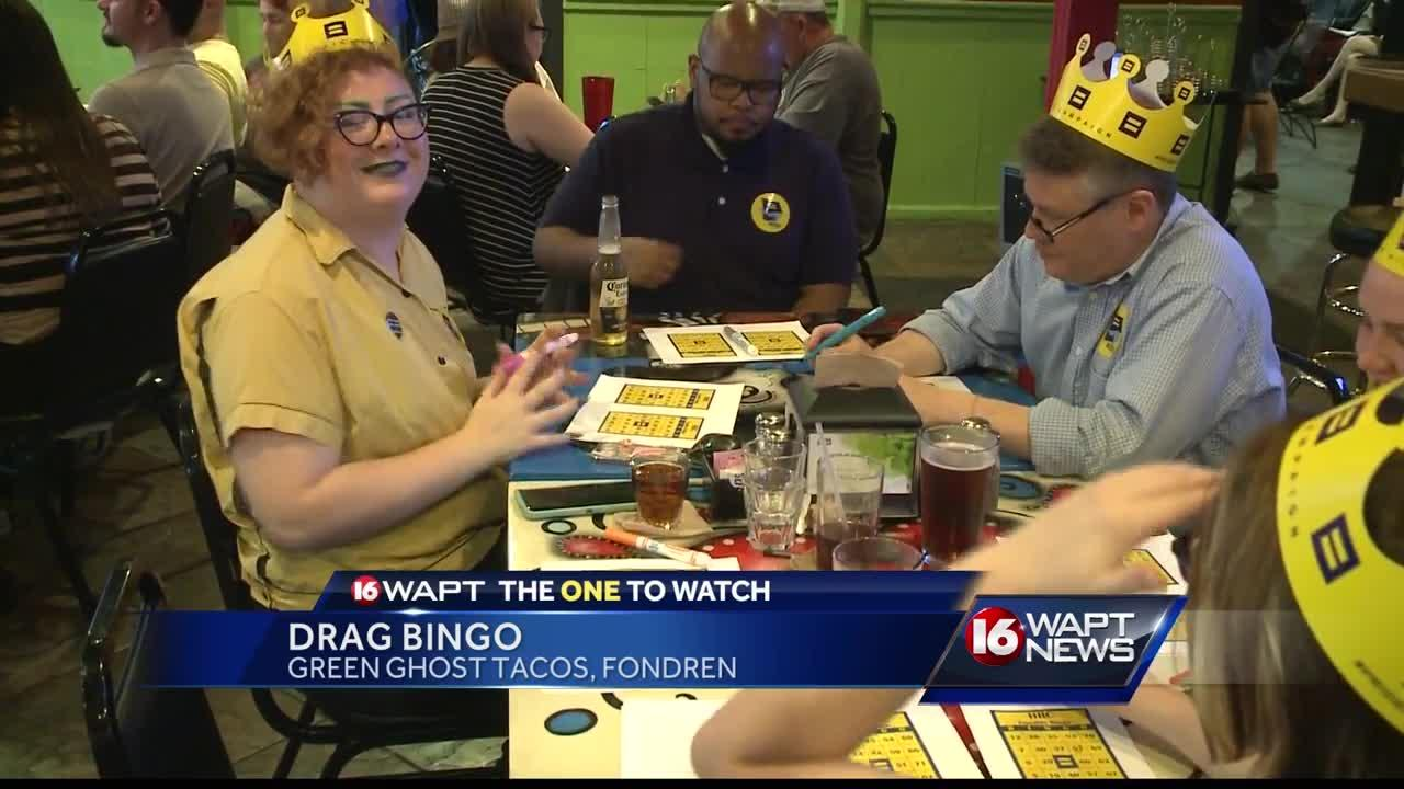 Drag Queen Bingo strives for equality