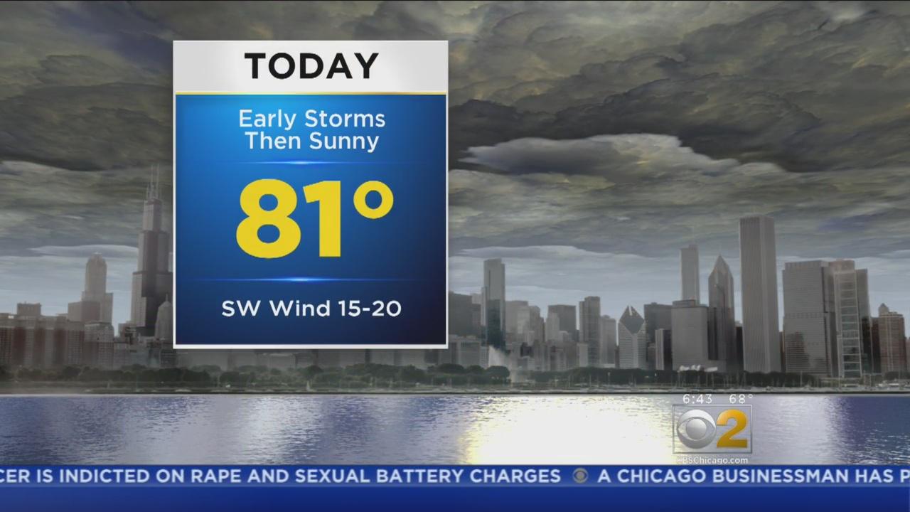 CBS 2 Weather Watch (6AM, June 23, 2017)