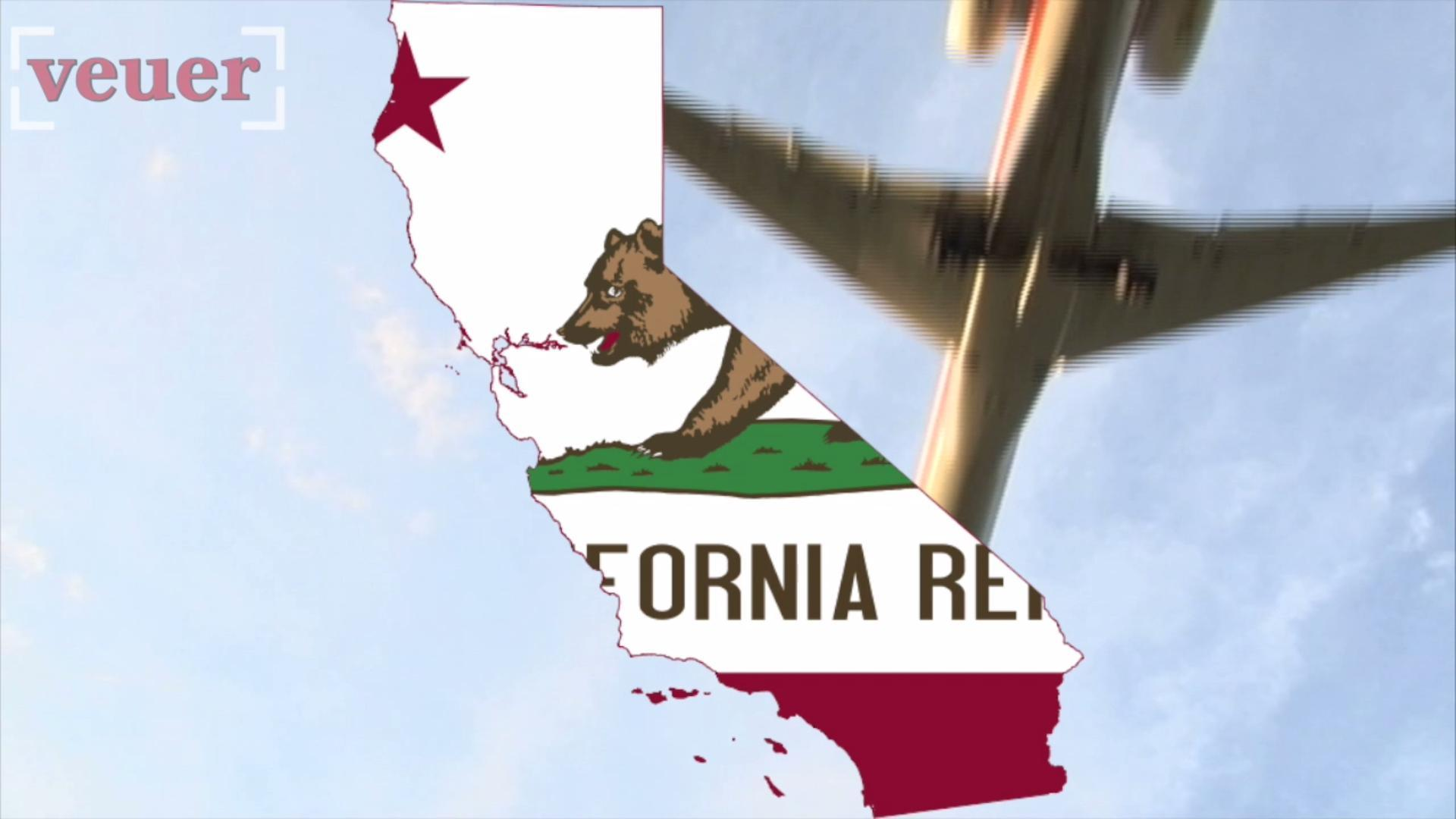 California Bans Travel to Texas and Other States