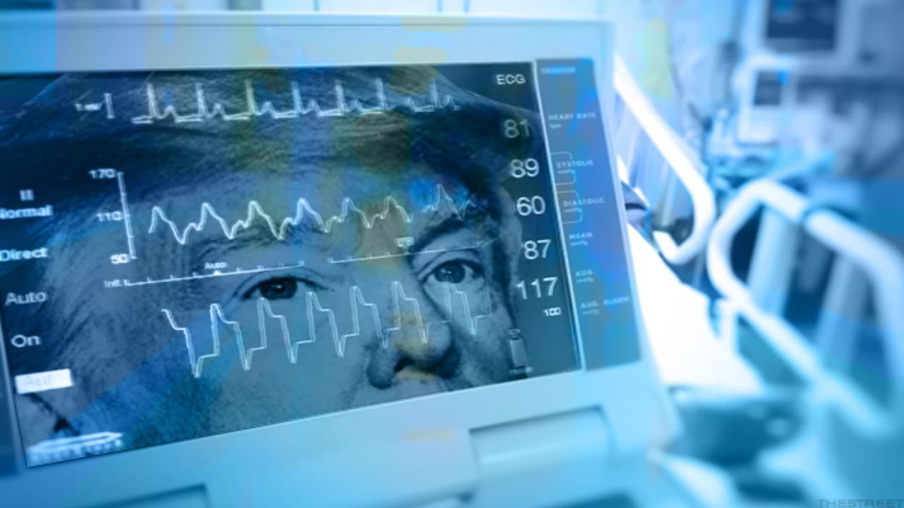 Healthy Gains: Health Stocks Rise As Senate Republicans Release Bill