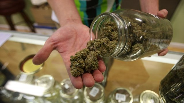 Recreational Pot States Linked to More Collision Claims