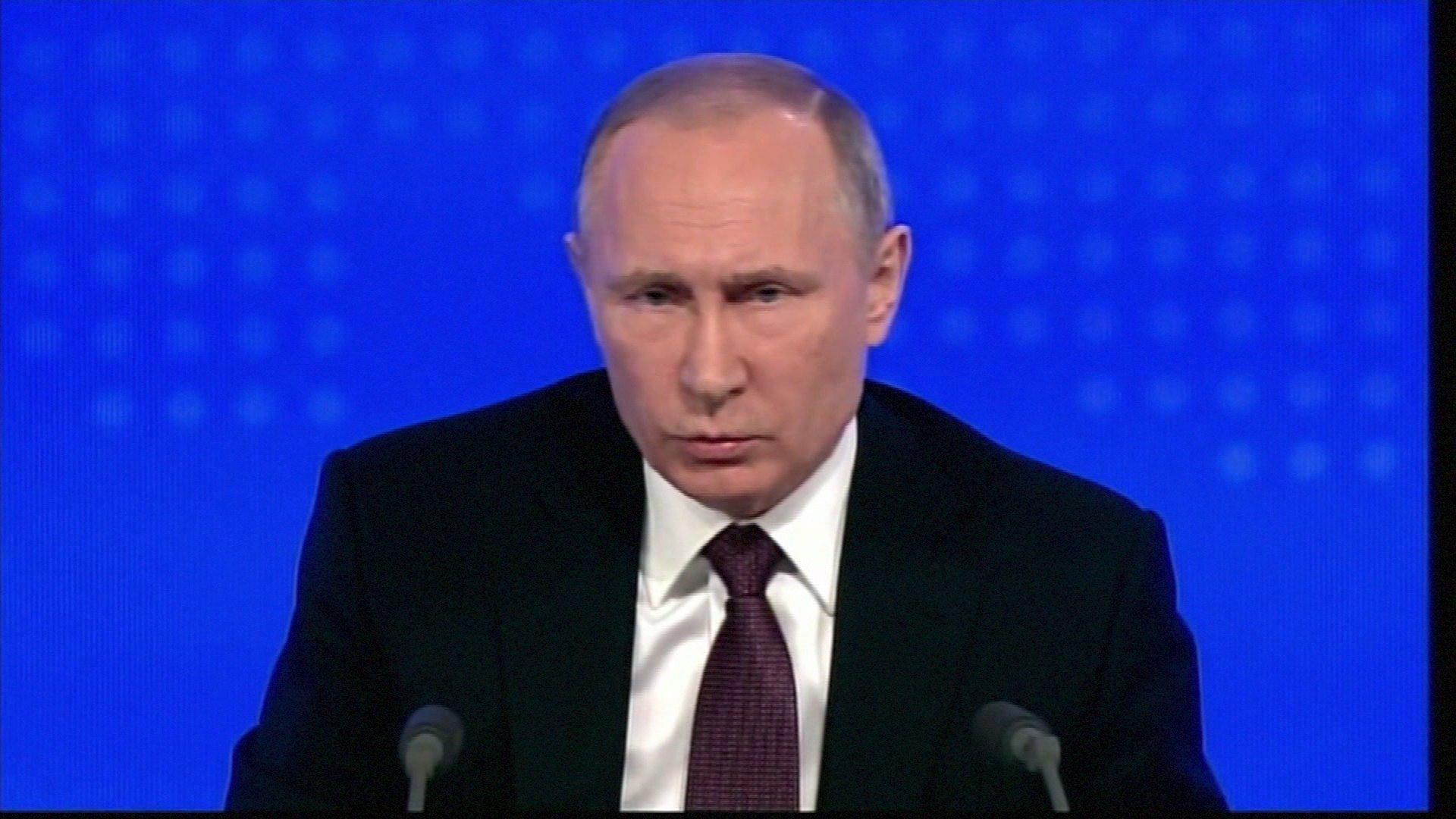 Report Says Russian President Directed Election Hacking