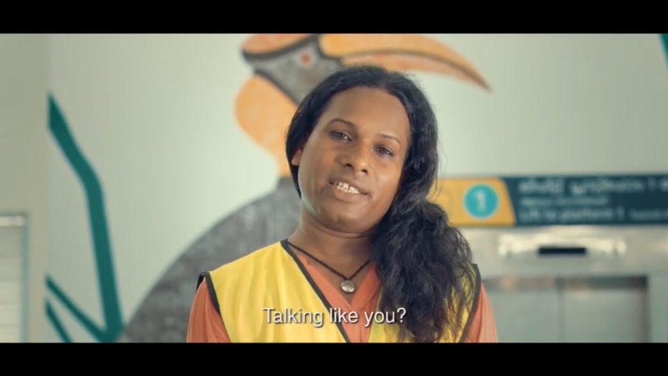 Indian transgender metro workers ask to be treated fairly in viral video