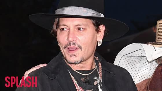 Johnny Depp Expects Heat After Talking About Assassinating the President
