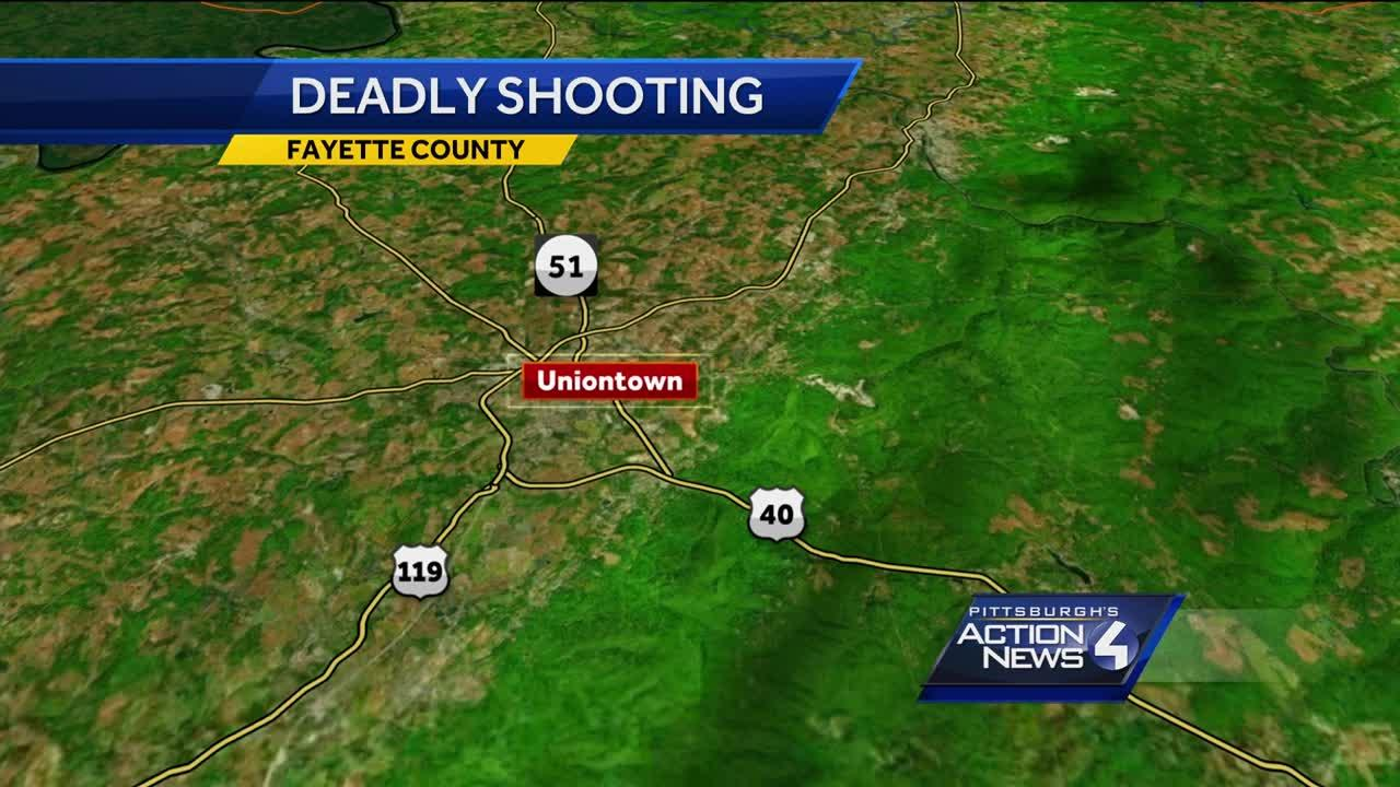 Man shot to death in Uniontown