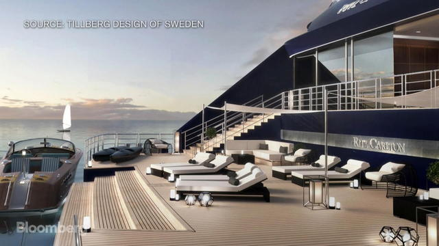 Why Ritz-Carlton Yachts Are an Industry Game Changer