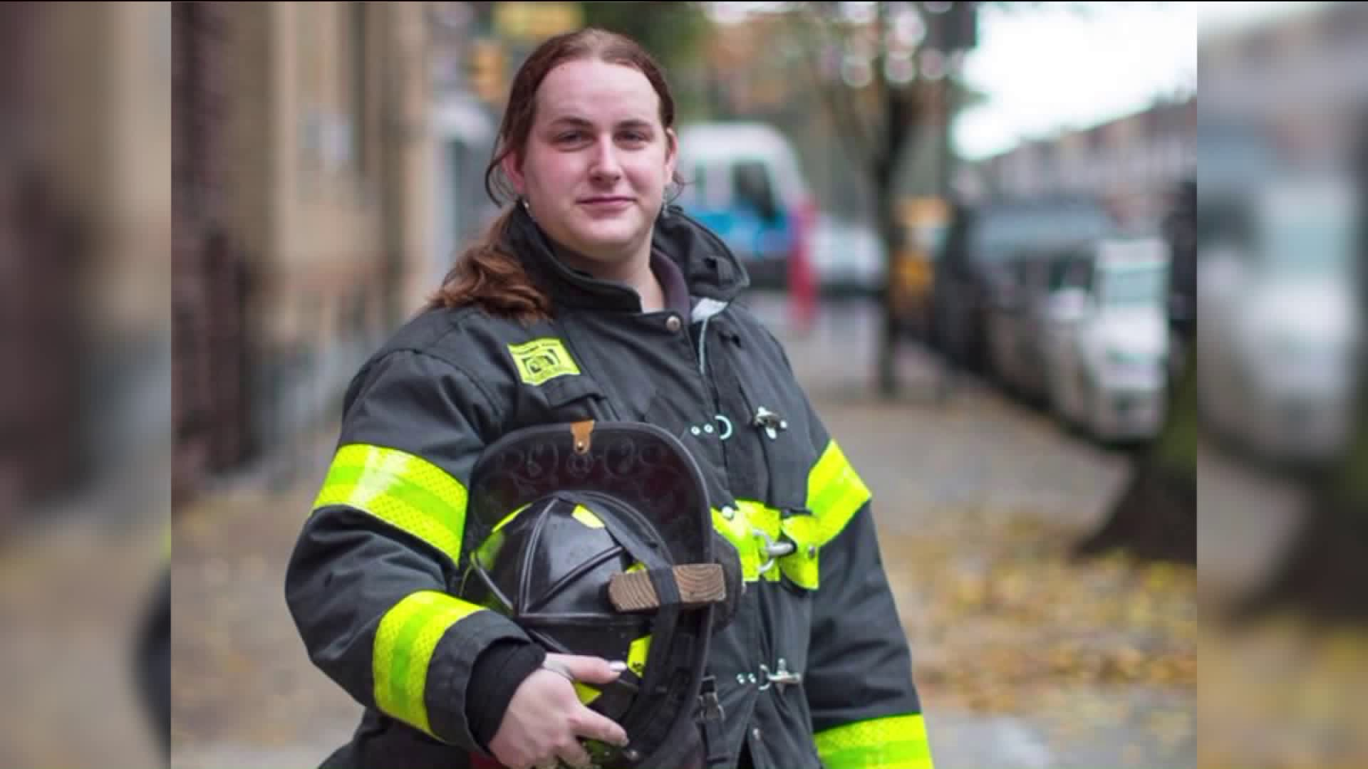 FDNY's First Openly Transgender Firefighter to Lead NYC Pride March