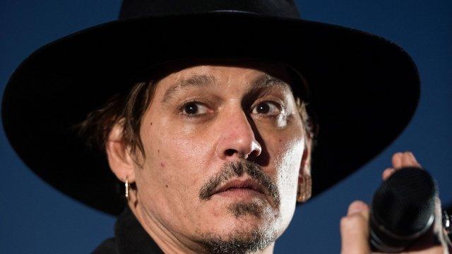Johnny Depp Talks About Assassinating President Donald Trump