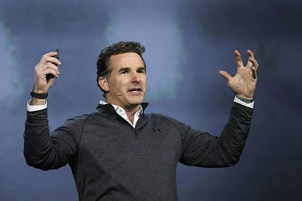 Under Armour's Kevin Plank sends Nike CEO mean Christmas cards