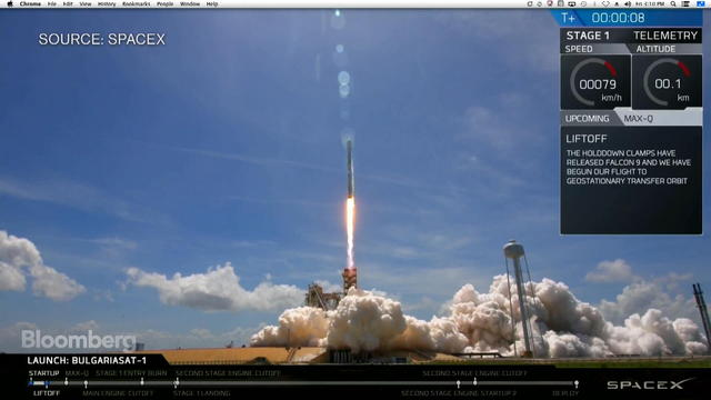 Watch SpaceX's Latest Falcon 9 Rocket Launch