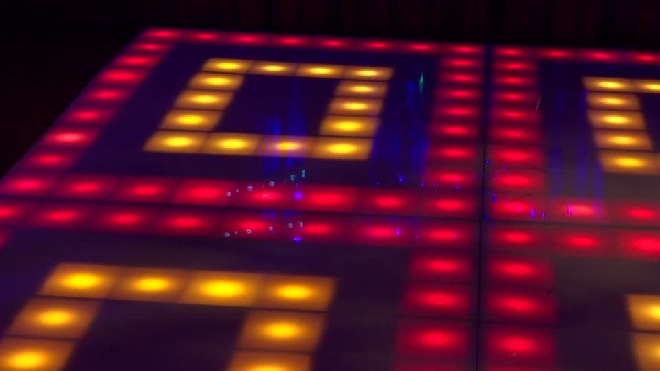 """""""Saturday Night Fever"""" dance floor goes up for sale"""