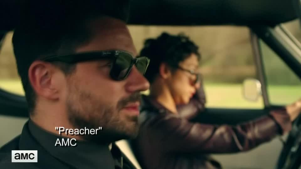 """Preacher"" promises shocking material for second season"