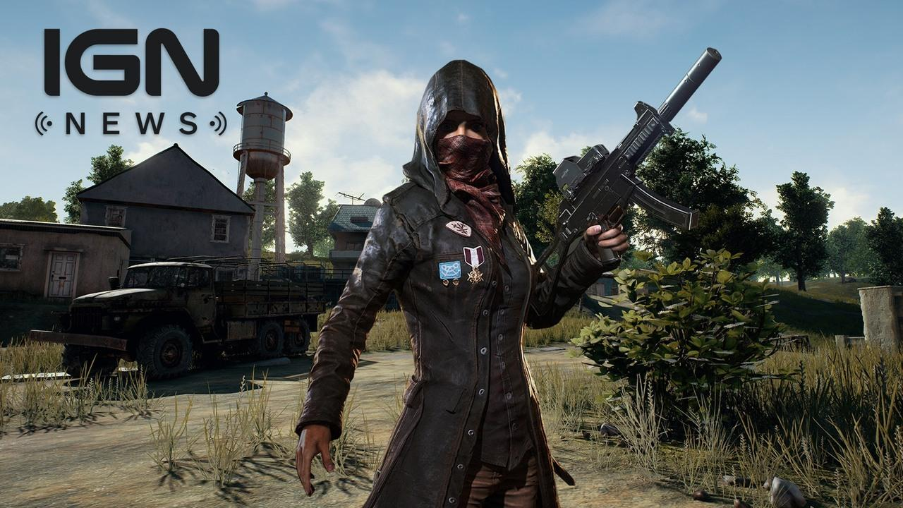 PlayerUnkown's Battle Grounds Could Come to PS4