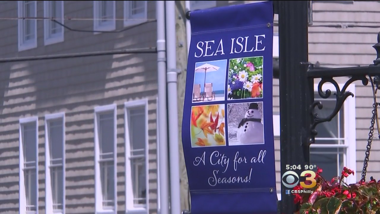 SummerFest: Rebuilding From The 100-Year Storm In Sea Isle City