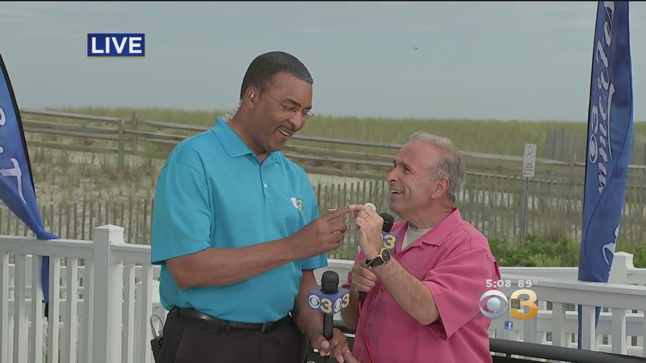 'I Love The People': Sea Isle City Mayor Leonard Desiderio