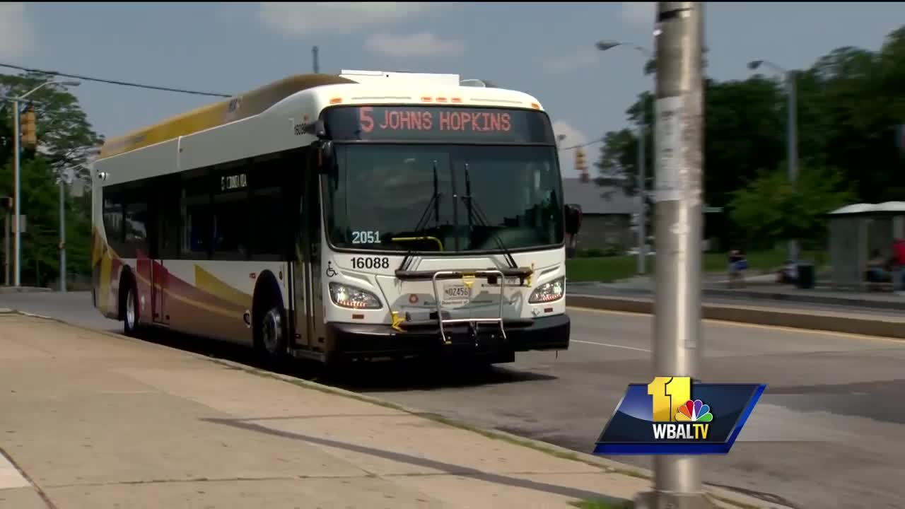 Video: Some riders not happy about changes brought on by BaltimoreLink