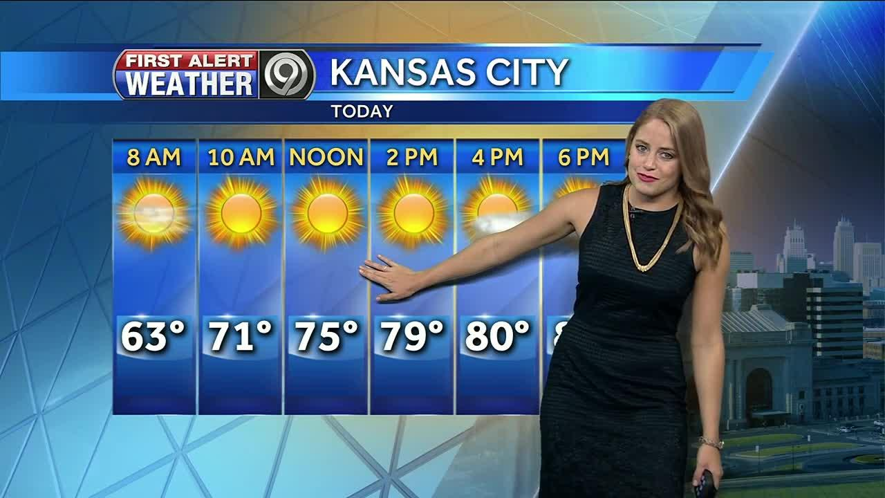 First Alert: Beautiful, mild weather continues