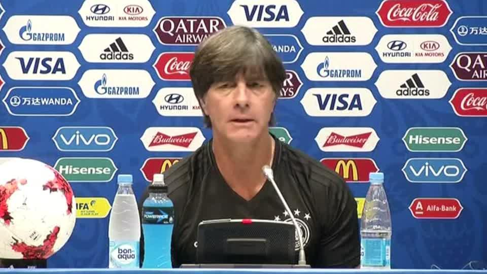 Loew considers changes for Germany v Cameroon