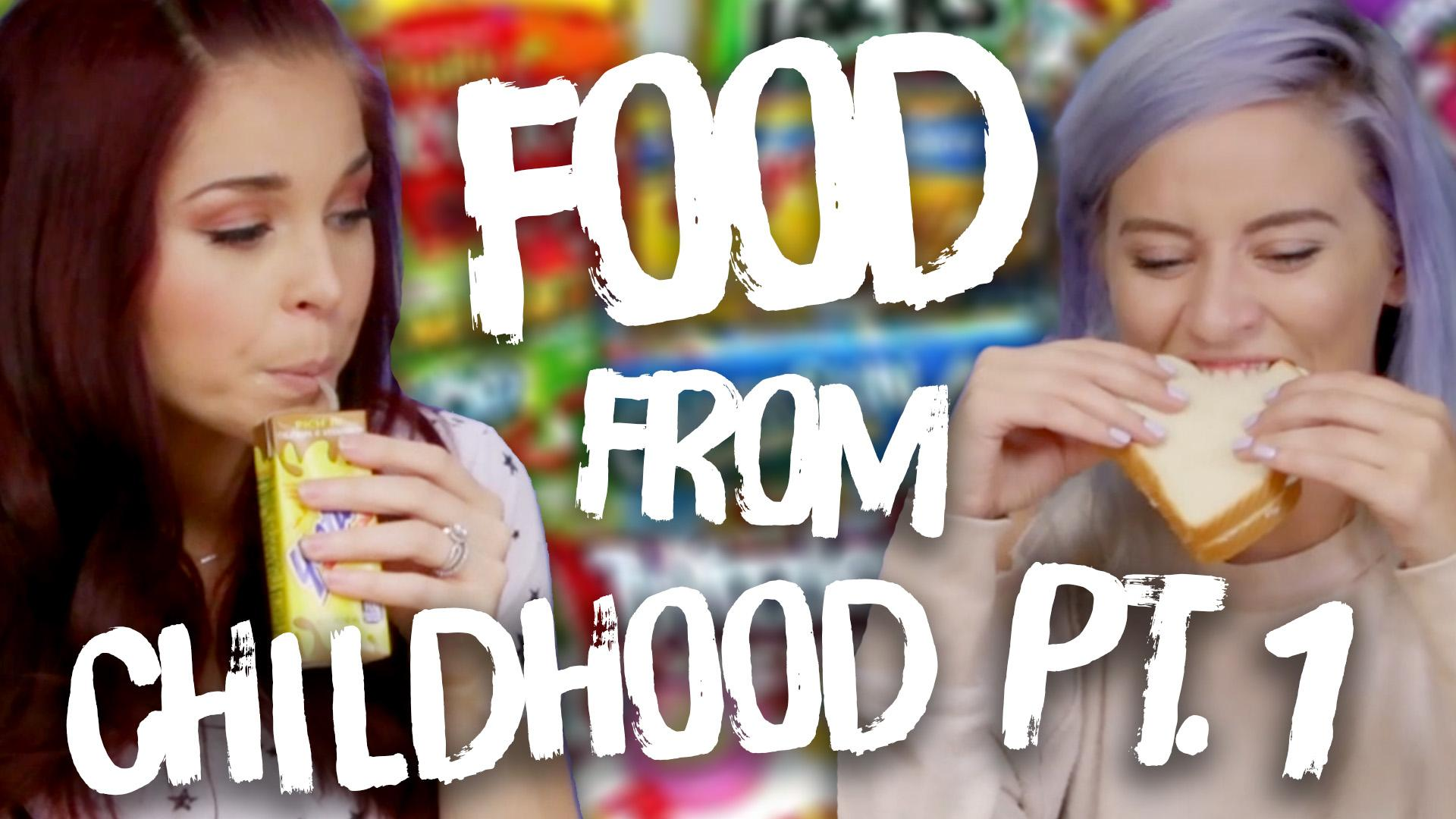 Foods from Our Childhood – Pt. 1