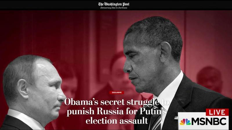 Obama's tortured response to Russian interference