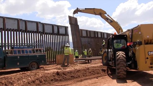 Report: Trump Administration Misses Border Wall's First Construction Start Date