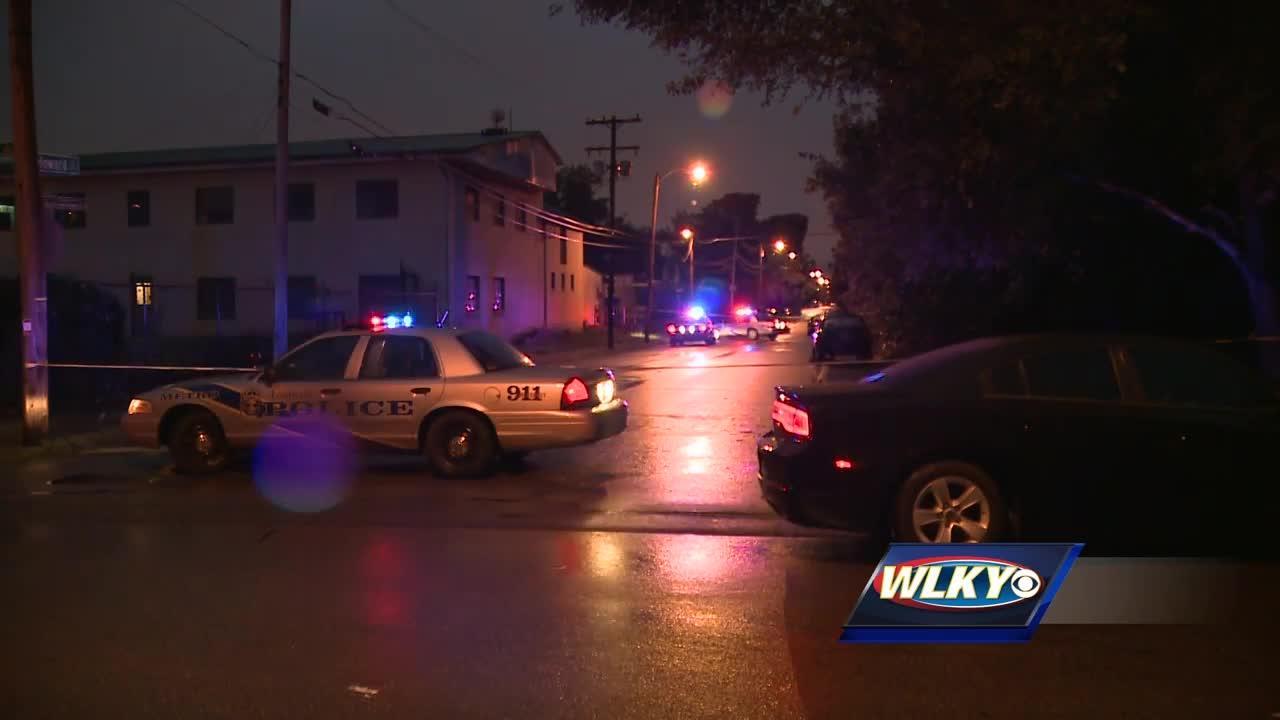 Louisville man found shot to death in alley in Parkland
