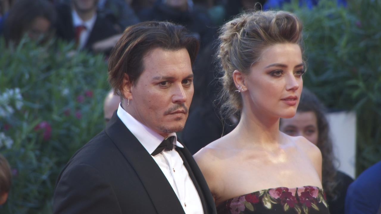 Johnny Depp's Former Business Managers Allege He Had 'Gotten Physical' and 'Violently Kicked' Amber Heard