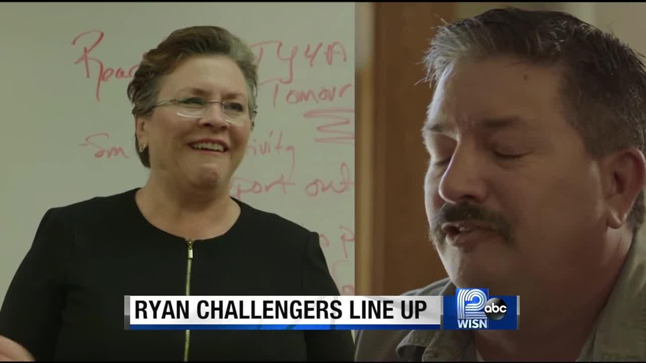 Ryan challengers line up to run