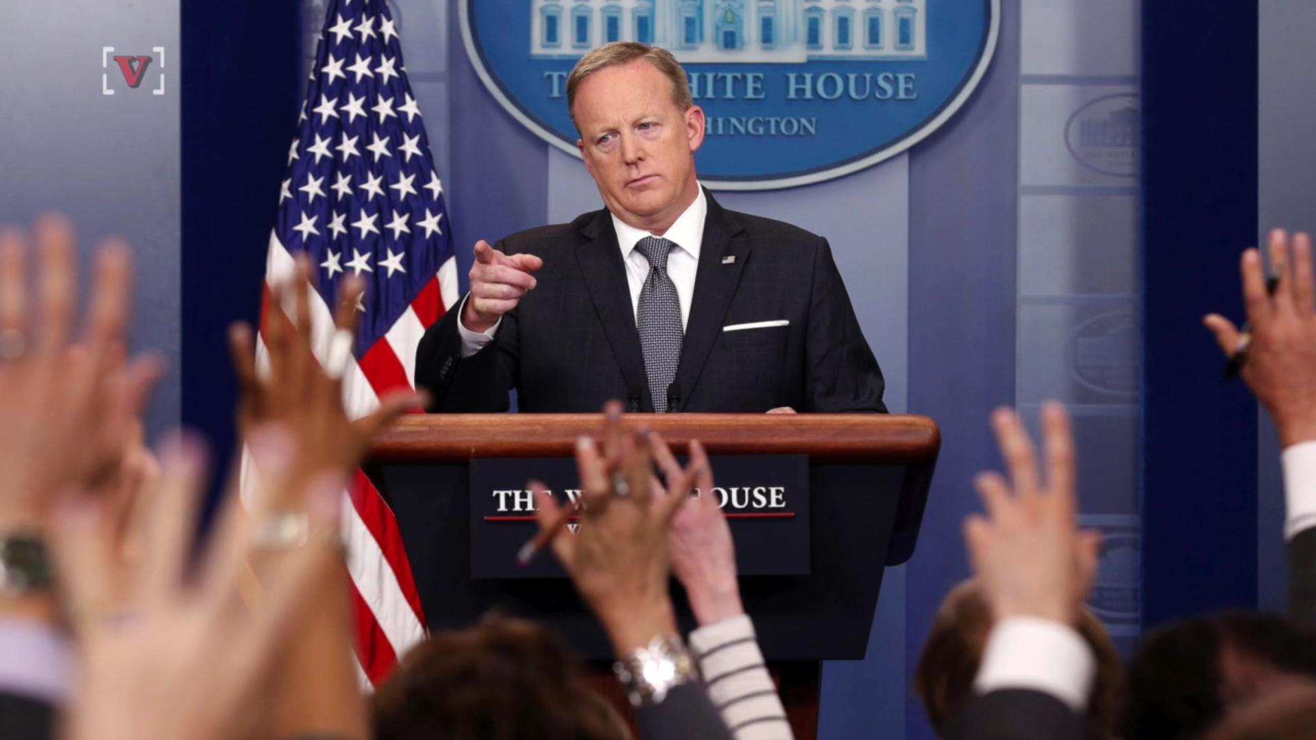 Spicer: Reporters Are More Interested In Their YouTube Channels Than Factual News