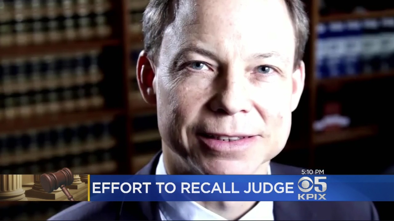 Campaign Launched To Recall Santa Clara County Judge