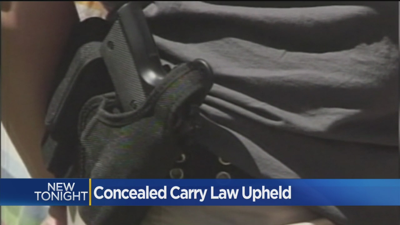 Supreme Court Declines To Hear Case On Sheriffs' CCW Permit Discretion