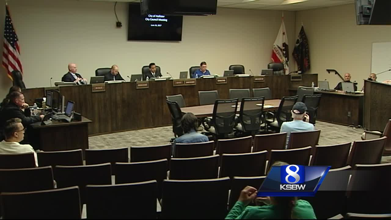 Medical marijuana vote in Hollister held up by councilmembers' conflicts of interest