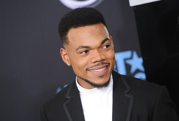 Chance the Rapper youngest recipient of BET Humanitarian Award