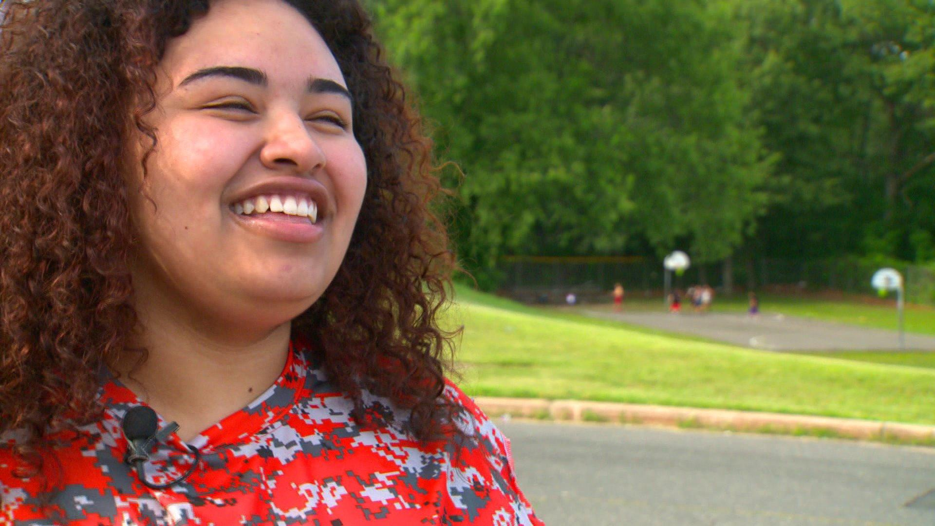 Teen Says Boys and Girls Club Saved Her Life