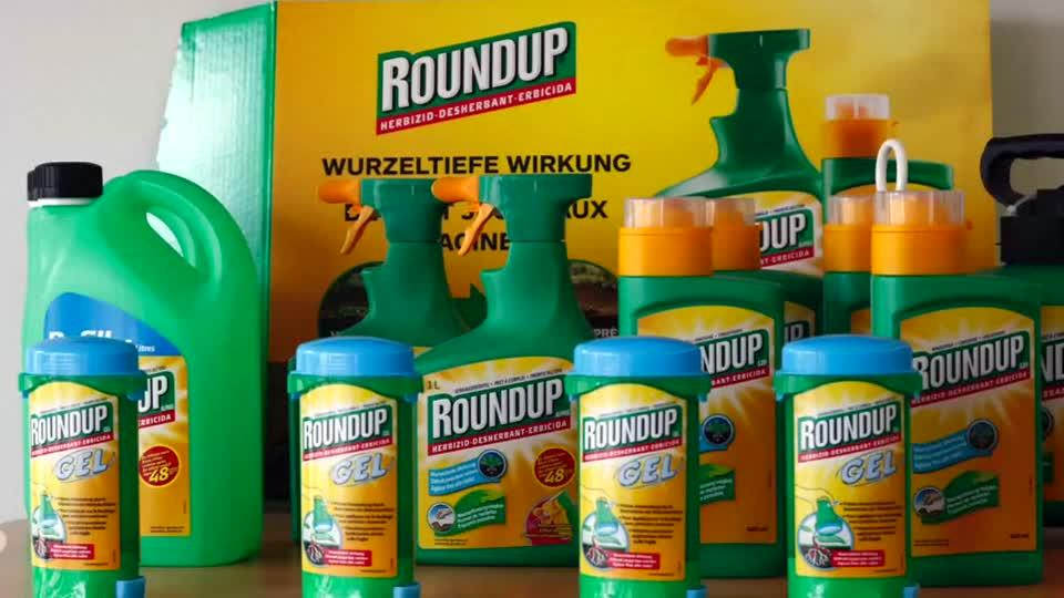 California says chemical in Monsanto weed killer 'carcinogenic'