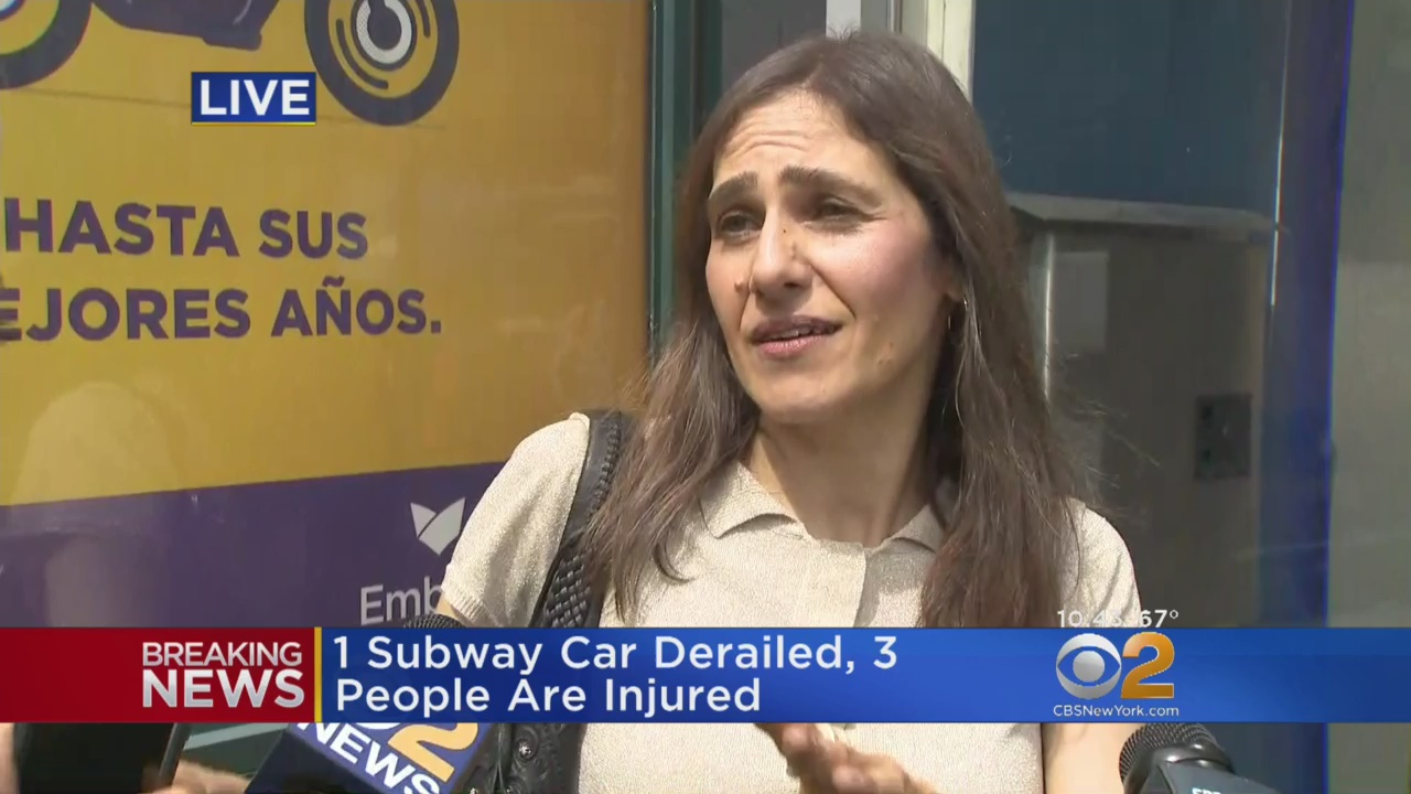 "Witness: ""I Don't Want To Get Back On The Train"""