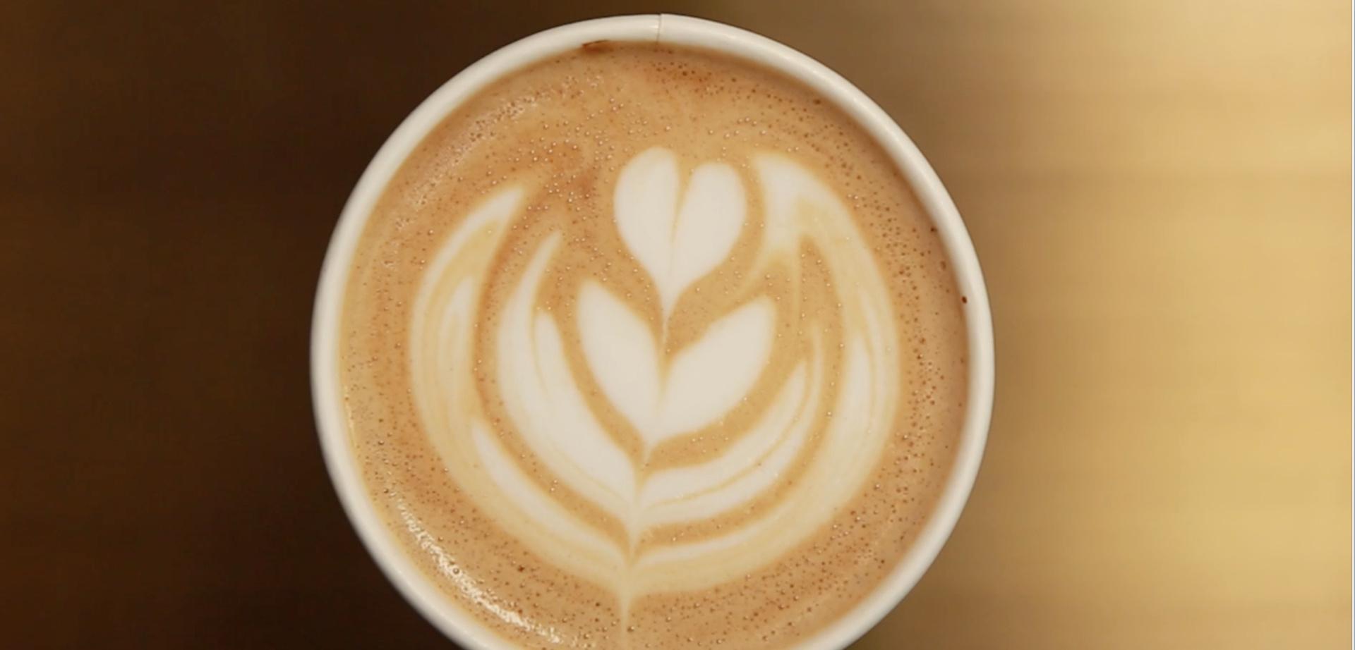 Mesmerizing Latte Art