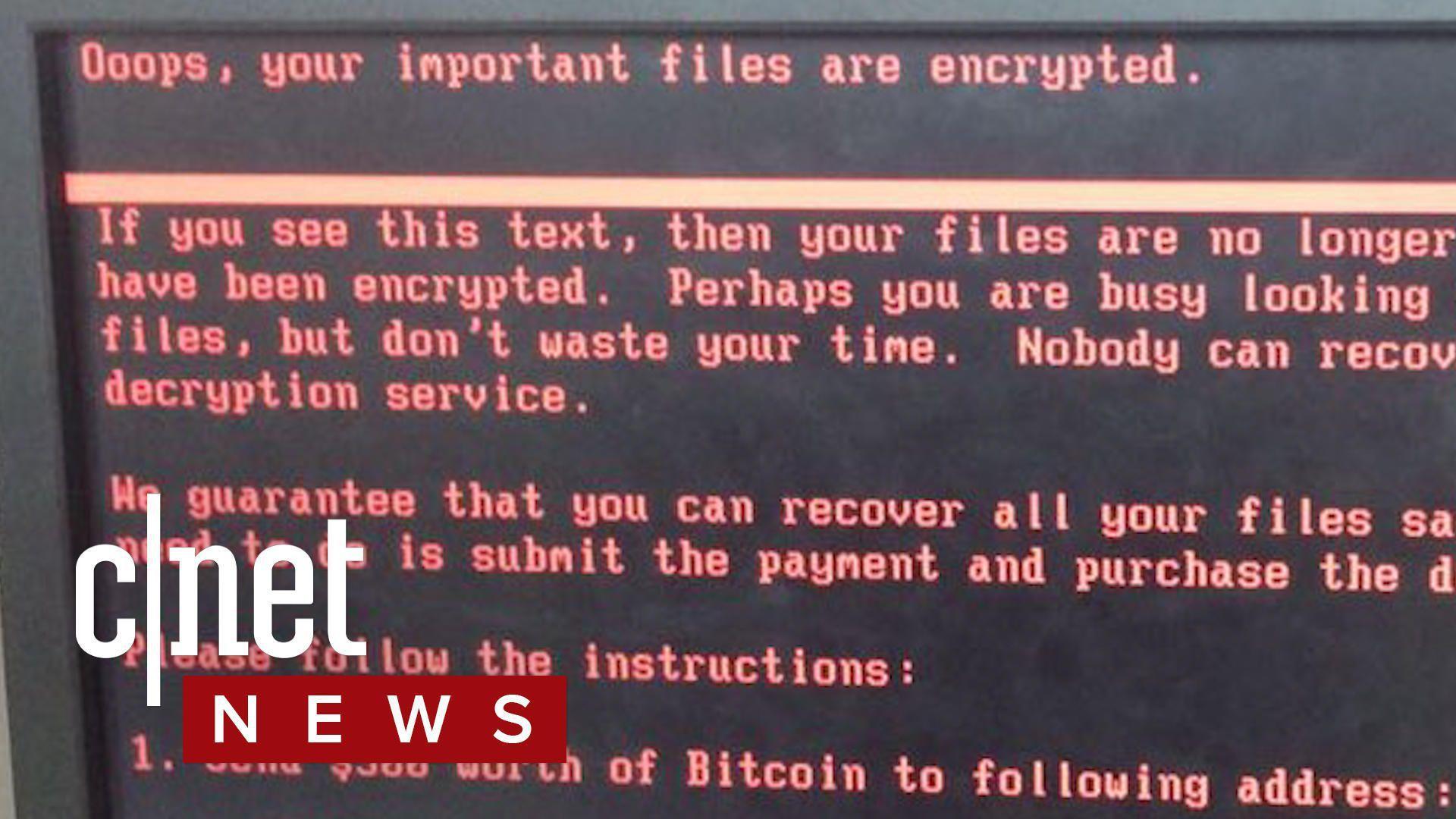 Nasty Petya ransomware spreading fast